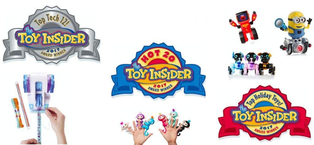 Fingerlngs - Bedste legetøj julen 2017