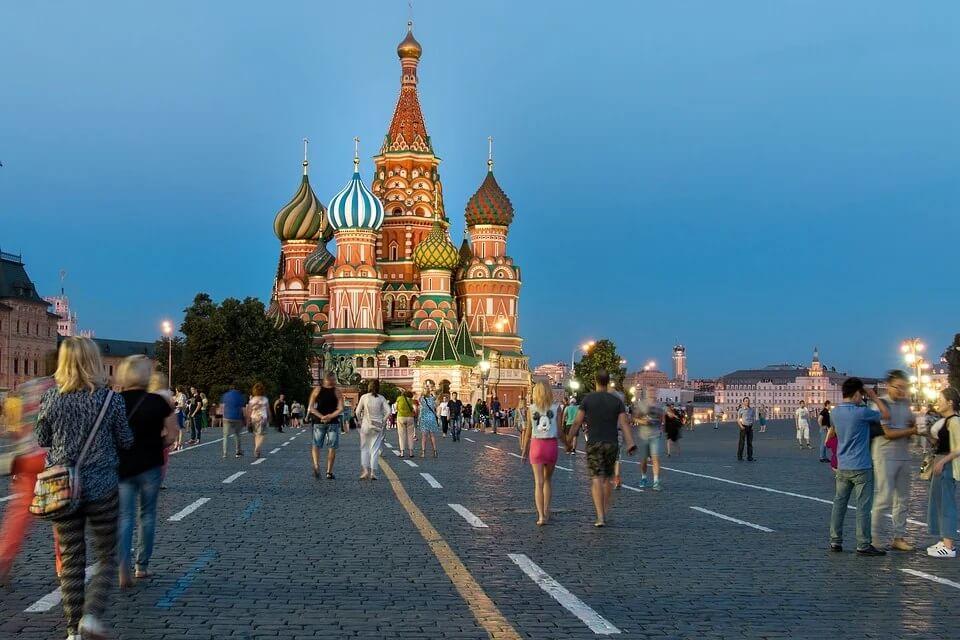 Rusland-Moskva